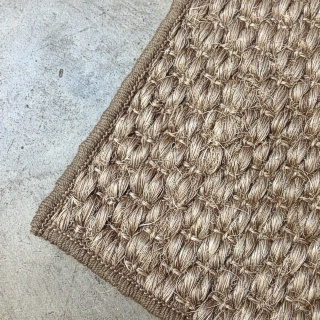 Espresso Sisal Rugs:- 3 Sizes Available