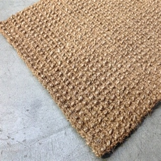 Coir and Abaca Door Mats:- 3 Sizes Available