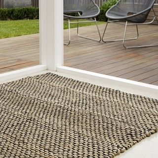 Reptile Weave Jute Rug:- Size 2.30 x 3.40 $865.00