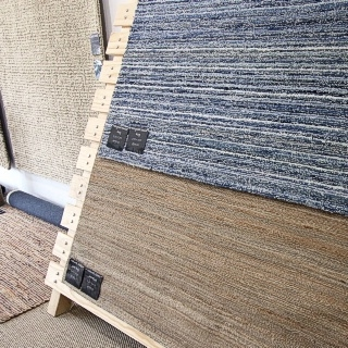 Floorspace Showroom Recycled Denim Rugs