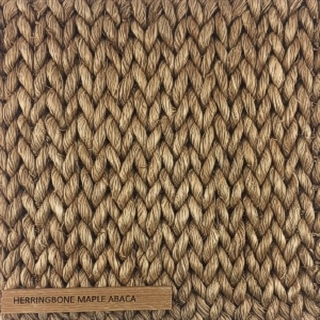 Herringbone Maple Abaca