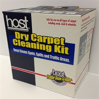 Host Home Dry Cleaning Kit