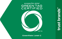 Green Tag Certified